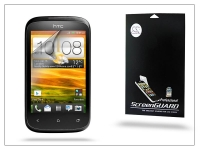 HTC Desire C képernyővédő fólia   Clear   1 db csomag eladó