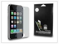 Apple iPhone 3G 3GS képernyővédő fólia   Frosted   1 db csomag eladó