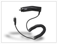 Samsung gyári micro USB szivargyújtós töltő   5V 1A   ECA U16C (csomagolás nélküli) eladó