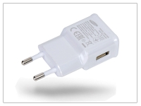 Samsung gyári USB hálózati töltő adapter   5V 2A   EP TA10EWE TA12EWE white (csomagolás nélküli) eladó