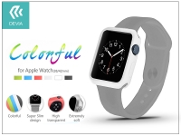 Apple Watch védőtok   Devia Colorful 38 mm   white eladó
