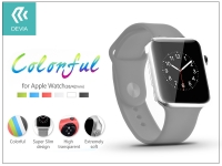 Apple Watch védőtok   Devia Colorful 38 mm   clear eladó