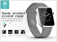 Apple Watch védőtok   Devia Smart Case 42 mm   clear eladó