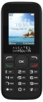 Alcatel 1050D Fekete Dual Sim eladó