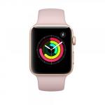 Apple Watch Series 3 Rózsakvarc 42mm eladó