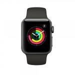 Apple Watch Series 3 Atomszürke 38mm eladó