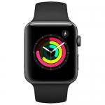 Apple Watch Series 3 Fekete 38mm eladó