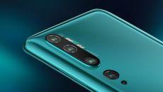 108 megapixel, 5 kamera: Xiaomi Mi Note 10