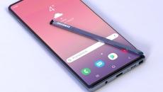 50W-os gyorstöltéssel jöhet a Samsung Galaxy Note 10