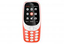 Nokia 3310 2017 Narancs eladó