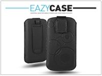 DECO SLIM univerzális bőrtok   Apple iPhone 4 4S ZTE Blade II   Black   11  méret eladó