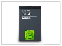 Nokia C6 00 Lumia 620 gyári akkumulátor   Li Ion 1200 mAh   BL 4J (csomagolás nélküli) eladó
