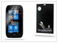 Nokia Lumia 710 képernyővédő fólia   Clear   1 db csomag eladó