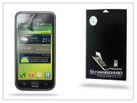 Samsung i9000 Galaxy S képernyővédő fólia   Clear   1 db csomag eladó