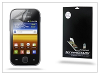Samsung S5360 Galaxy Y képernyővédő fólia   Clear   1 db csomag eladó