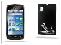 ZTE Blade képernyővédő fólia   Clear   1 db csomag eladó