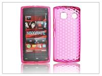 Nokia 500 szilikon hátlap   LUX   pink eladó