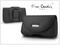 Pierre Cardin Classic vízszintes  csatos fűzős  különleges minőségű tok mobiltelefonhoz   TS6 méret eladó