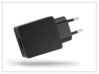 Huawei gyári USB hálózati töltő adapter   5V 2A   HW 050200E3W black (csomagolás nélküli) eladó