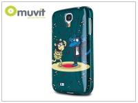 Samsung i9500 Galaxy S4 hátlap   Muvit Kukuxumusu Wolf Fiction eladó