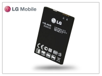 LG P970 Optimus Black E400 L3 E610 L5 gyári akkumulátor   Li ion 1540 mAh   BL 44JN (csomagolás nélküli) eladó