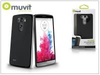 LG G3 S D722 hátlap   Muvit miniGel   black eladó