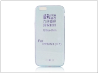 Apple iPhone 6 6S szilikon hátlap   Ultra Slim 0 3 mm   kék eladó