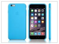 Apple iPhone 6 Plus 6s Plus eredeti gyári szilikon hátlap   MGRH2ZM A   blue eladó