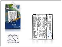 LG P350 Optimus ME akkumulátor (BL 49PH utángyártott)   Li Ion 1500 mAh   PRÉMIUM eladó