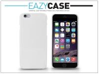 Apple iPhone 6 műanyag hátlap   fényezett  fehér eladó