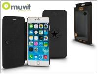 Apple iPhone 6 Plus flipes tok   Muvit Converse Booklet   black eladó