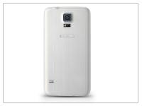 Samsung SM G900 Galaxy S5 gyári akkufedél   fehér eladó
