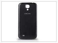 Samsung i9500 Galaxy S4 gyári akkufedél   fekete eladó