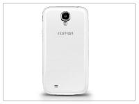 Samsung i9500 Galaxy S4 gyári akkufedél   fehér eladó