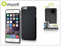 Apple iPhone 6 Plus 6S Plus hátlap   Muvit ThinGel   black eladó