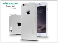 Apple iPhone 6 Plus 6S Plus hátlap képernyővédő fóliával   Nillkin Frosted Shield   fehér eladó