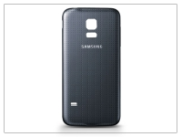 Samsung SM G800 Galaxy S5 Mini gyári akkufedél   fekete eladó