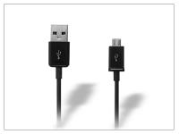 Samsung gyári micro USB adat  és töltőkábel   ECB DU4ABE black (csomagolás nélküli) eladó