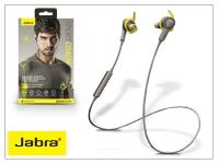 Jabra Sport Coach Bluetooth sztereó headset v4 0   MultiPoint   grey yellow eladó
