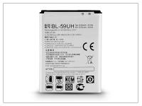LG D620 G2 Mini gyári akkumulátor   Li ion 2440 mAh   BL 59UH (csomagolás nélküli) eladó