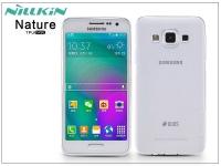 Samsung SM A300F Galaxy A3 szilikon hátlap   Nillkin Nature   transparent eladó