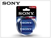 Sony Stamina Plus Alkaline LR14 baby elem   2 db csomag eladó