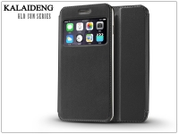 Apple iPhone 6 Plus flipes tok   Kalaideng Sun Series View Cover   black eladó