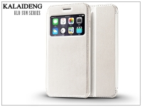 Apple iPhone 6 Plus flipes tok   Kalaideng Sun Series View Cover   white eladó