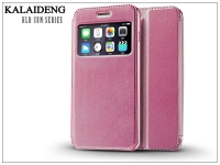 Apple iPhone 6 Plus flipes tok   Kalaideng Sun Series View Cover   pink eladó