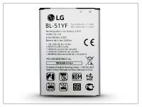LG G4 H815 gyári akkumulátor   Li ion 3000 mAh   BL 51YF (csomagolás nélküli) eladó