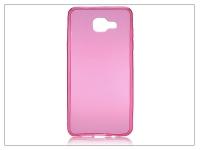 Samsung A510F Galaxy A5 (2016) szilikon hátlap   Ultra Slim 0 3 mm   pink eladó