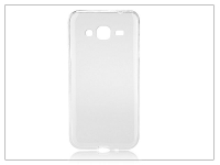 Samsung J320F Galaxy J3 (2016) szilikon hátlap   Ultra Slim 0 3 mm   transparent eladó