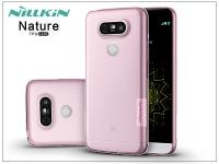 LG G5 H850 szilikon hátlap   Nillkin Nature   pink eladó