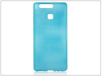 Huawei P9 szilikon hátlap   Jelly Brush   kék eladó